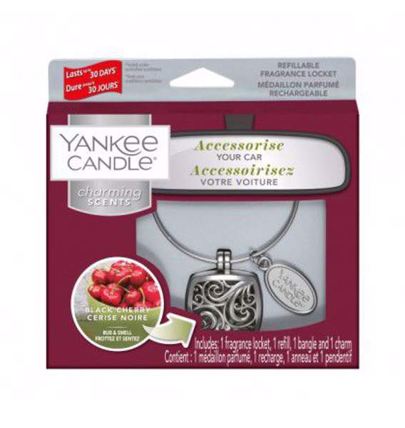 Immagine di Black Cherry Charming Scents Starter Kit