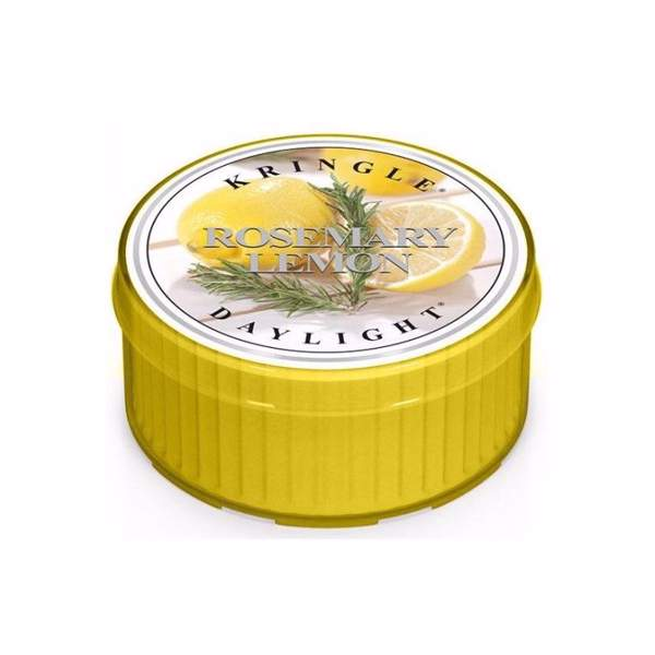 Immagine di Rosemary Lemon - Candela Daylight Kringle Candle