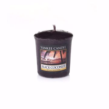 Immagine di Candela sampler black coconut