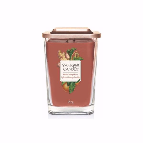 Immagine di Sweet Orange Spice Candela grande a 2 stoppini