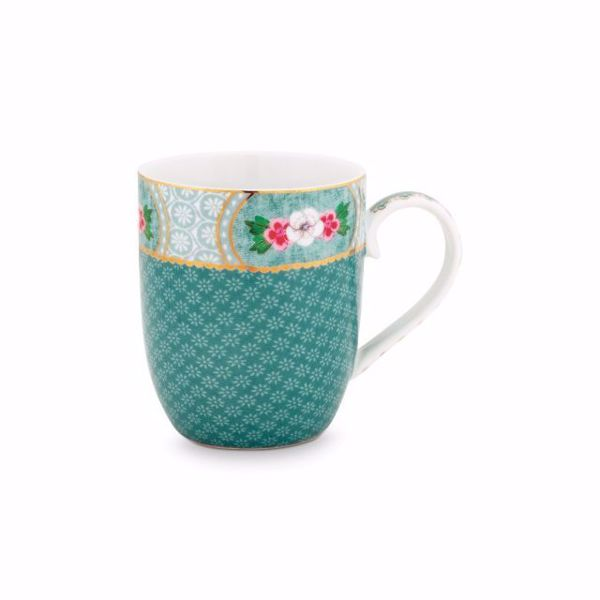 Immagine di Tazza Mug Blushing Birds Blue Pip Studio
