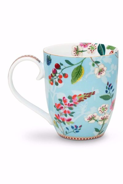 Immagine di Tazza Mug Grande Hummingbirds Blue Pip Studio