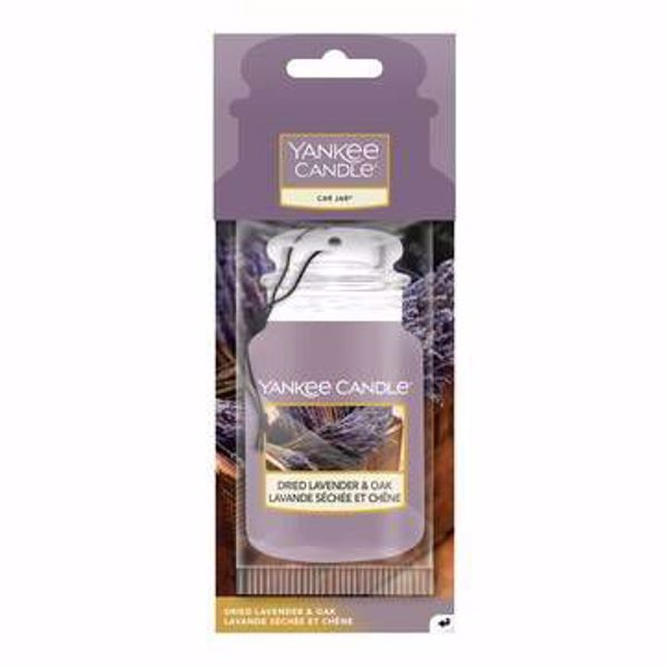 Immagine di Dried Lavender & Oak Car Jar® (Singolo)